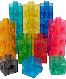 Transparent Linking Cubes