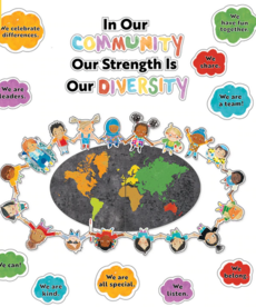 Our Strength is in Our Diversity Bulletin Board