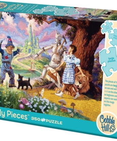 Cobble Hill Wizard of Oz 350pc Family Puzzle