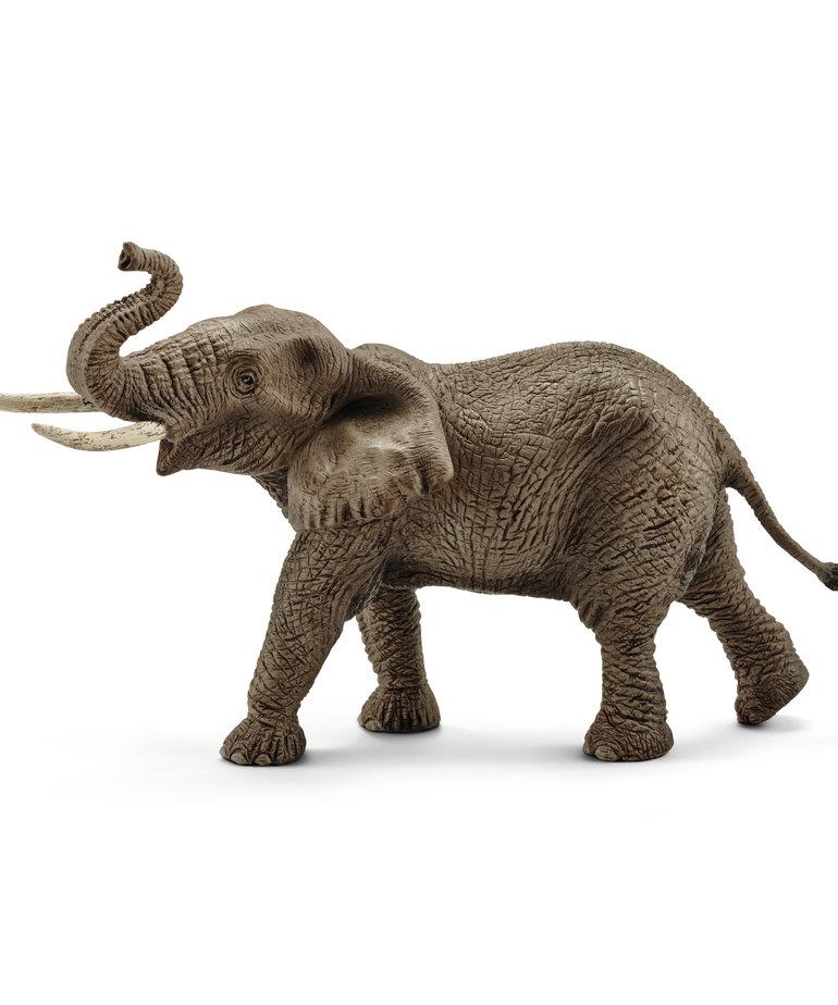Schleich African Elephant(Male)