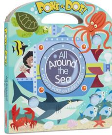Melissa & Doug Poke-A-Dot All Around the Sea