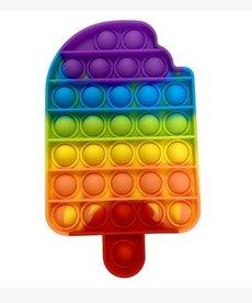 Push N Pop Rainbow Popsicle