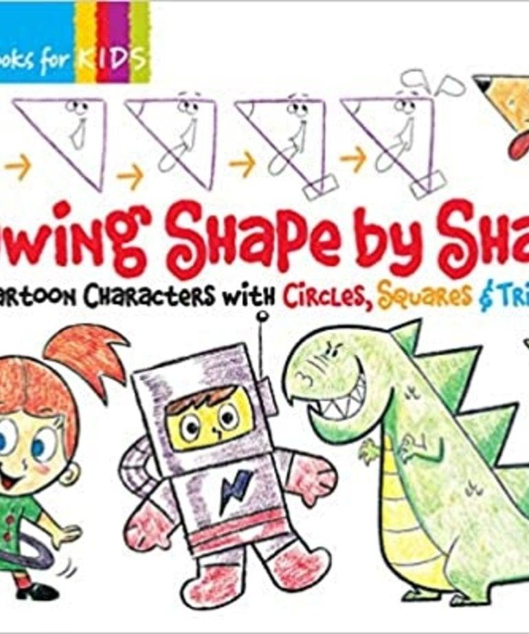 Drawing Shape by Shape