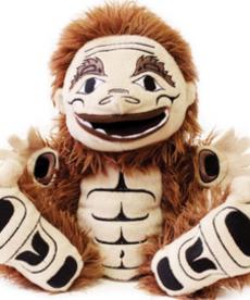The Sasquatch Puppet
