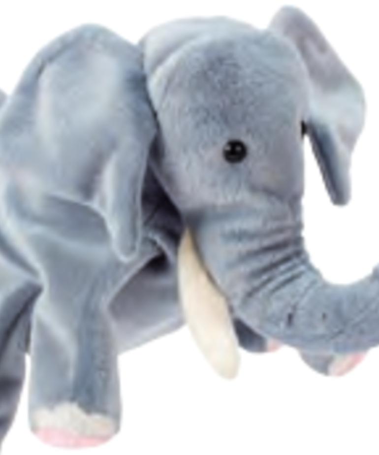 Elelphant Hand Puppet