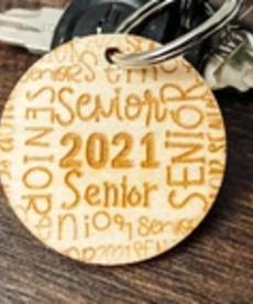 Senior 2021 Keychain