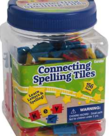 Connecting Spelling Tiles