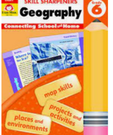 Skill Sharpeners Geography-Gr.6