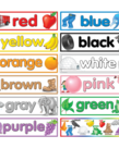 Colors Headliners Mini Bulletin Board