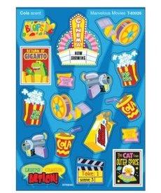 Marvelous Movies/Cola Stickers