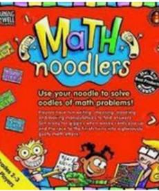 Math Noodlers Game Gr. 2-3