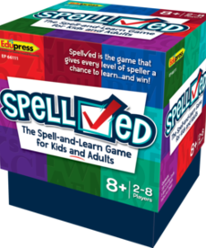 SpellChecked Card Game