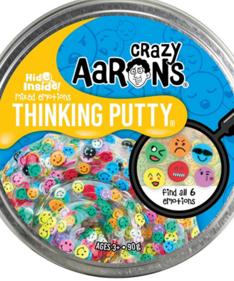 Crazy Aaron's Hide Inside-Mixed Emotions