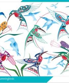 Garden of Hummingbirds 1000pc