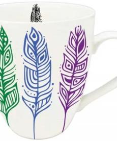 Pride Feathers Mug