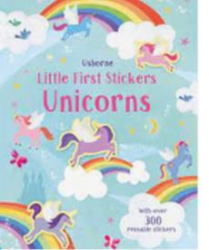 Little First Stickers - Unicorn