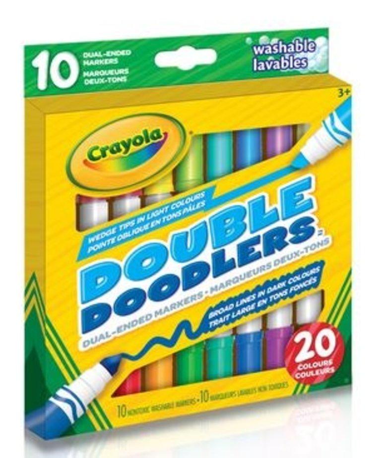 Crayola Double Doodler Markers