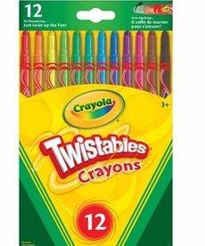 Crayola Twistable Crayons 12pk