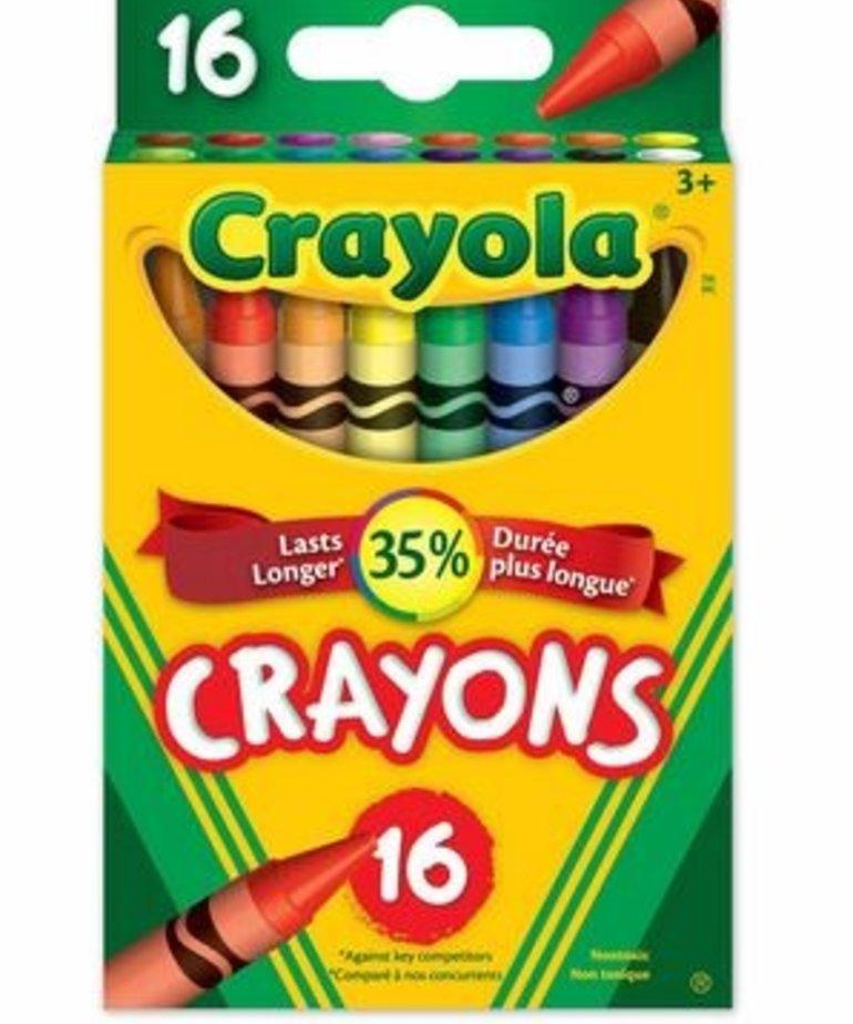 Crayola Crayons 16ct