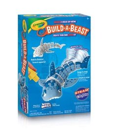 Crayola Crayola Build-A-Beast Shark