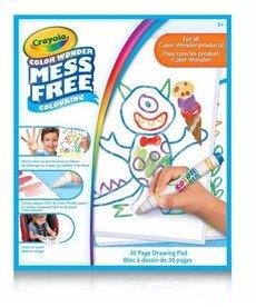 Crayola Color Wonder Drawing Pad