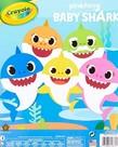 Crayola Baby Shark Coloring Book 48pg