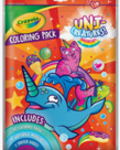 Crayola Uni Creatures  Coloring Pack