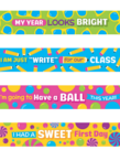 First Day of School Pencils