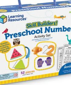 Skill Builders - Preschool Numbers