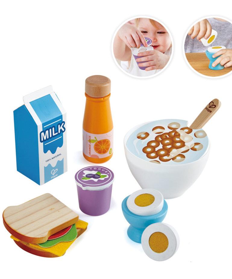 Hape Delicious Breakfast Playset
