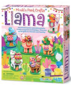 Mould & Paint Llama
