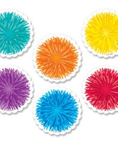 Pom-Poms Cutouts