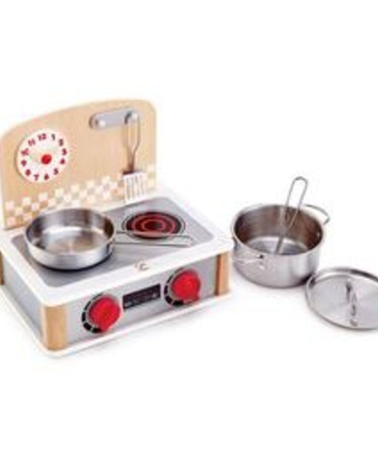 2-in-1 Kitchen and Grill
