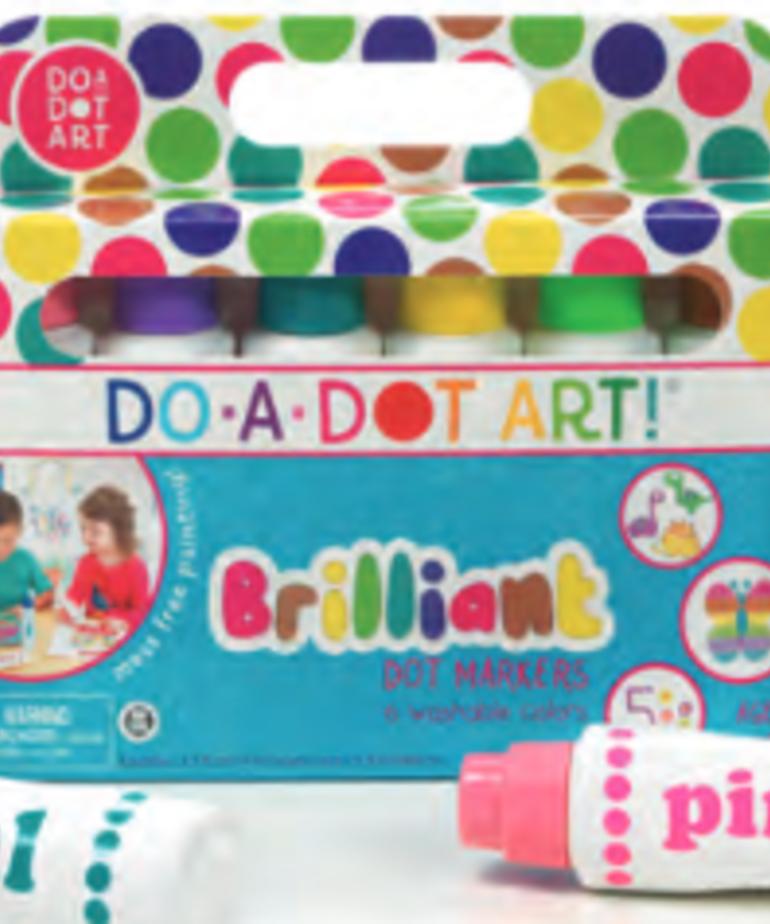 Do-A-Dot Art Dot Markers Brilliant