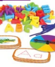 Skill Builders-Preschool Letters