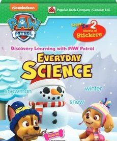 Paw Patrol Everyday Science Flashcards
