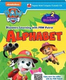 Paw Patrol Alphabet FLashcards