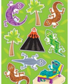 Loungin' Lizards Stinky Stickers