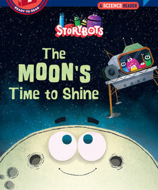 Step into Reading-1-The Moon's Time to Shine
