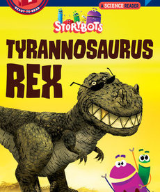 Step into Reading-1-Tyrannosaurus Rex