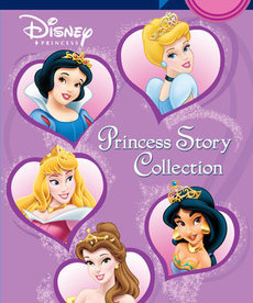 Step Into Reading-1&2-Princess Story Collection