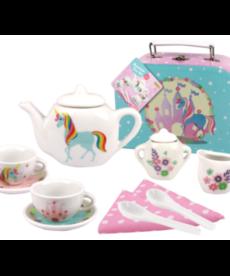 Unicorn Porcelain Tea Set