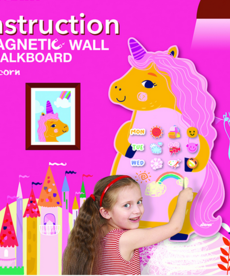 Magnetic Wall Unicorn