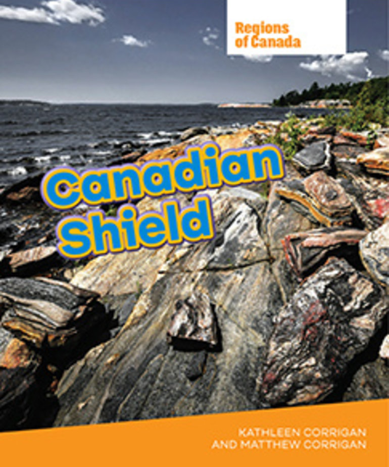 Regions of Canada:  Canadian Shield