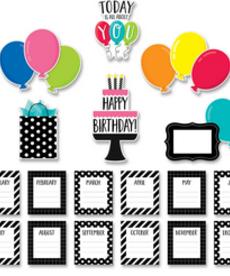Happy Birthday Mini Bulletin Board