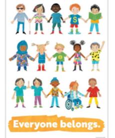 Everyone Belongs Poster