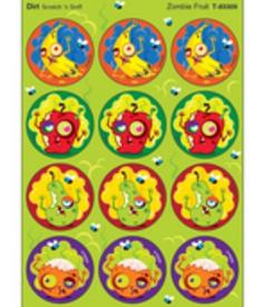 Zombie Fruit Stickers