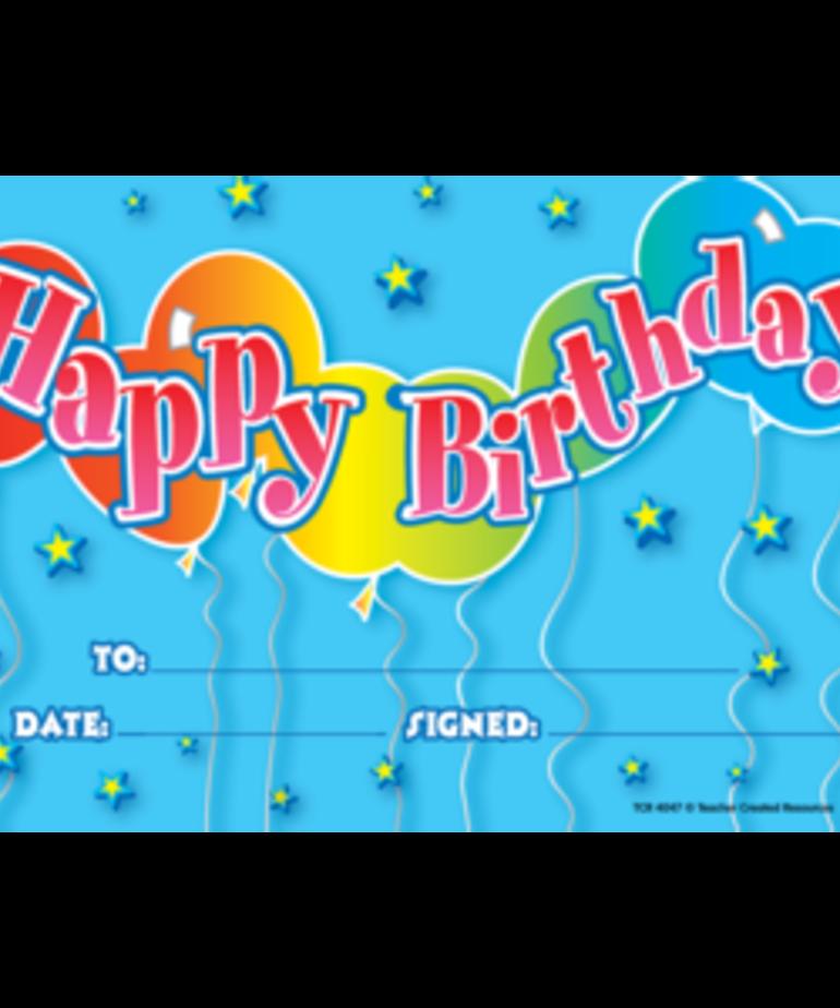 Birthday 2 Awards