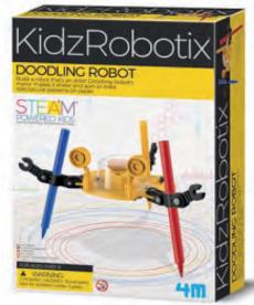 Kidz Robotix Doodling Robot