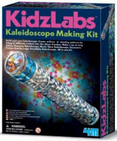 Kidz Labs Kaleidoscope Making Kit
